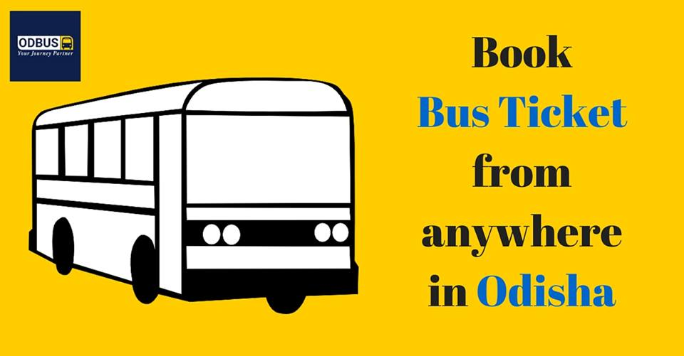 ODbus bus ticketing platform bhubaneswar buzz