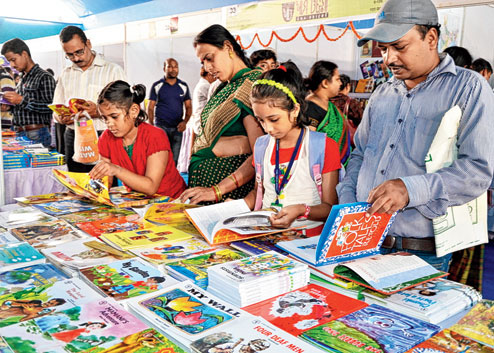 bhubaneswar book fair
