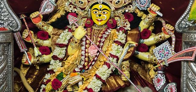 Being in Bhubaneswar, my heart rests at Cuttack, during Durga Puja: by Panchami Manoo Ukil
