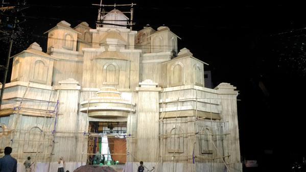durga puja pandals in bhubaneswar 2