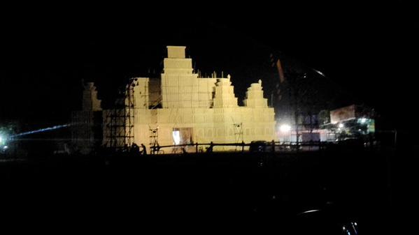 durga puja pandals in bhubaneswar 3