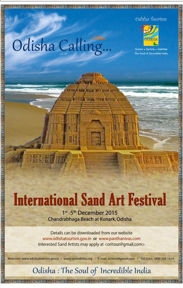 international sandart festival 2015