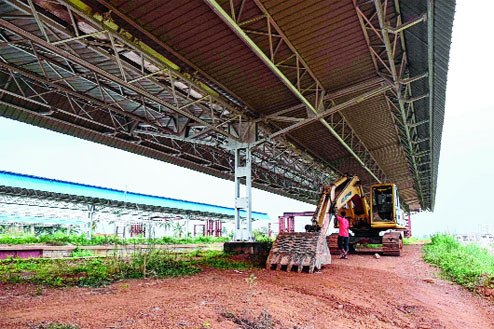 new bhubaneswar railway station