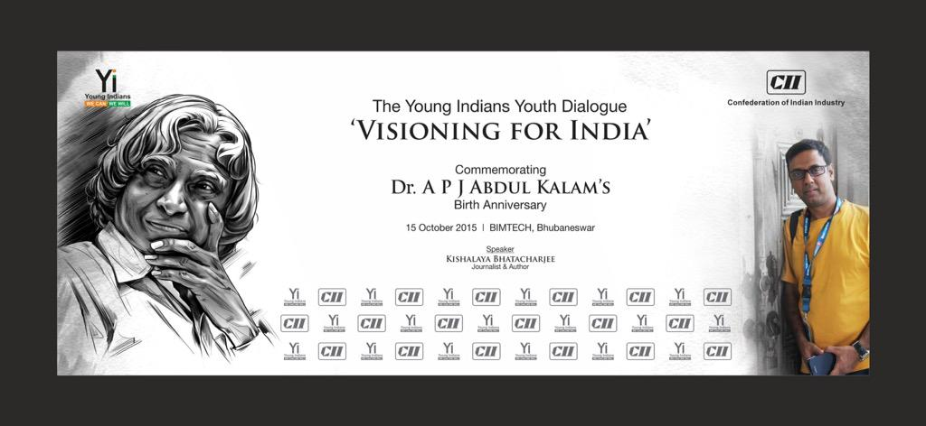 young indians youth dialogue in bhubaneswar