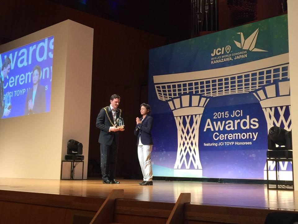 JCI awards swati bondia bhubaneswar buzz