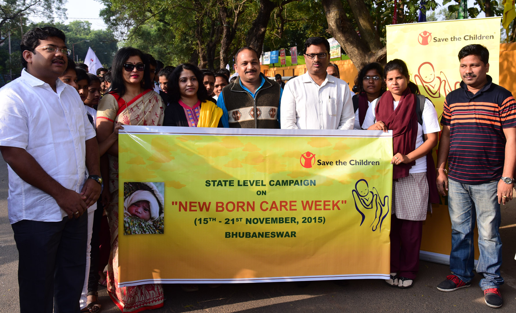 New Born Care Week-8