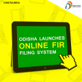 digital india odisha eFIR system bhubaneswar buzz