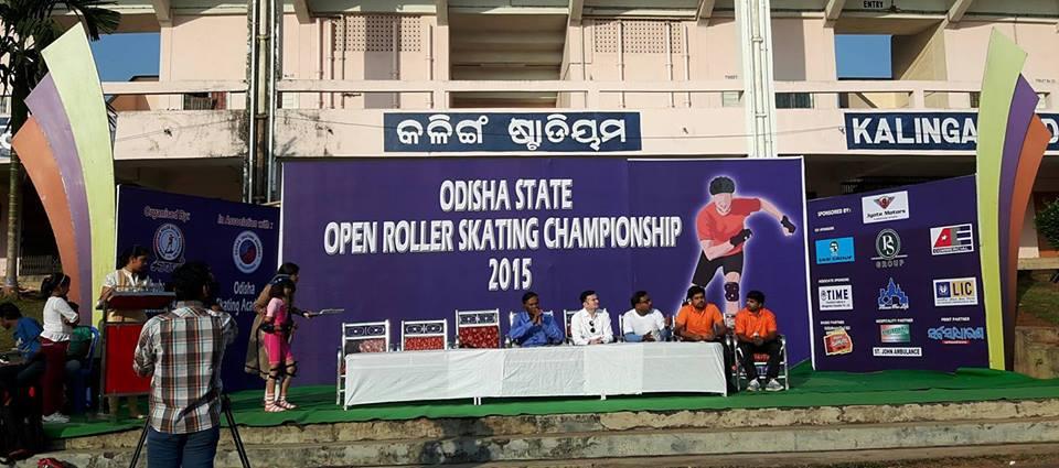 odisha open roller skating championship 2