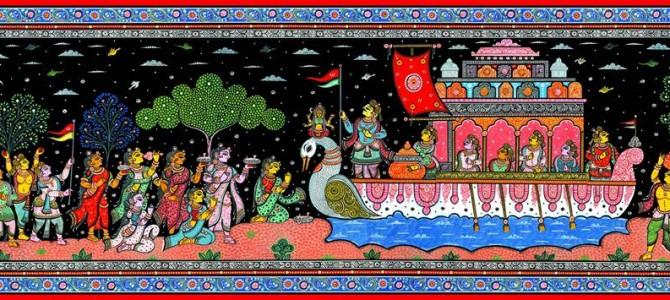 Boita Bandana : glory of Odisha erstwhile Kalinga's maritime heritage by Panchami