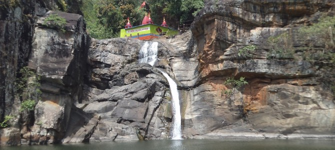 Tourism Infrastructure now upgraded at Devkund Waterfalls near Similipal in Odisha