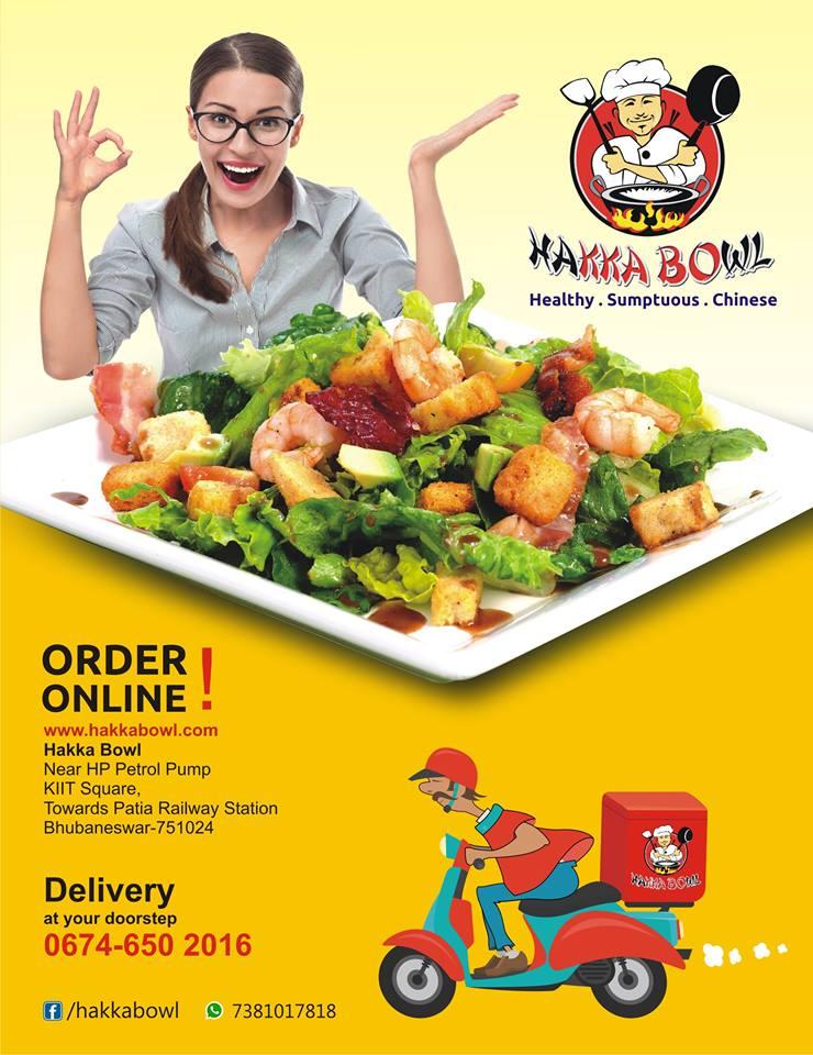 Hakka Bowl restaurant bhubaneswar buzz 1