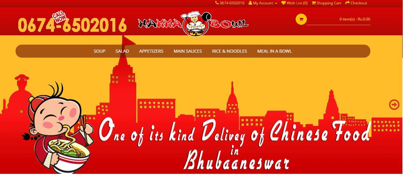 Hakka Bowl restaurant bhubaneswar buzz