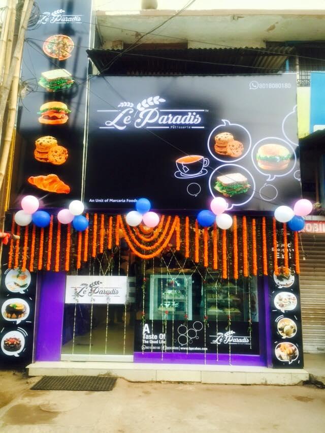 Le paradis bhubaneswar buzz 1