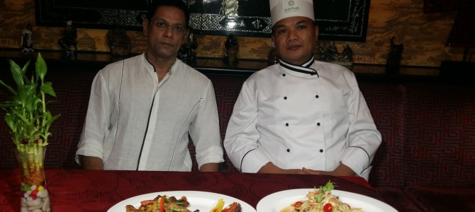 The Oriental Food Festival At Lemon Grass Mayfair bhubaneswar