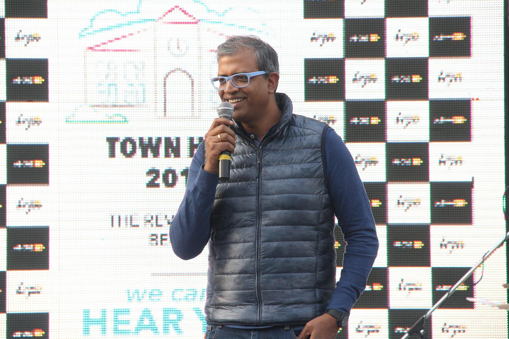 Sanjeev Mohanty jabong bhubaneswar buzz