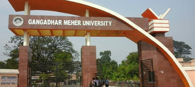 Gangadhar Meher University campus all set to be Wifi Enabled by January 2016
