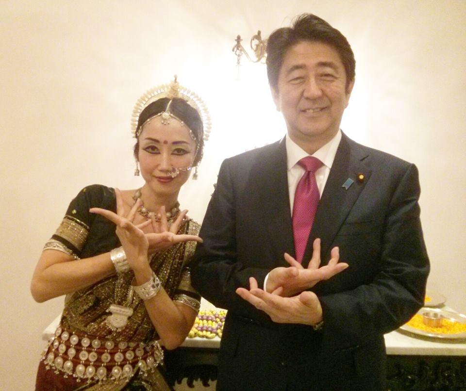 masako ono modi abe odissi dance