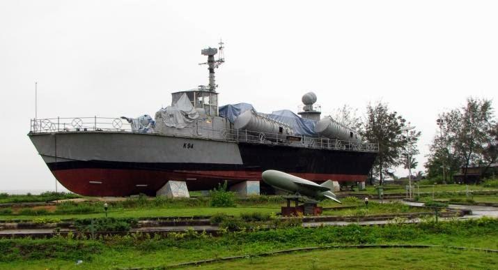 naval warship museum