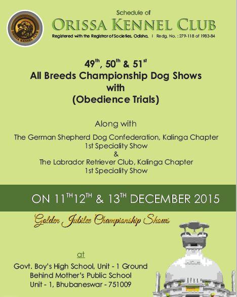 orissa kennel dog show bhubaneswar buzz