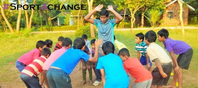 Pro Sport Development aiming at holistic development of slum children through sports