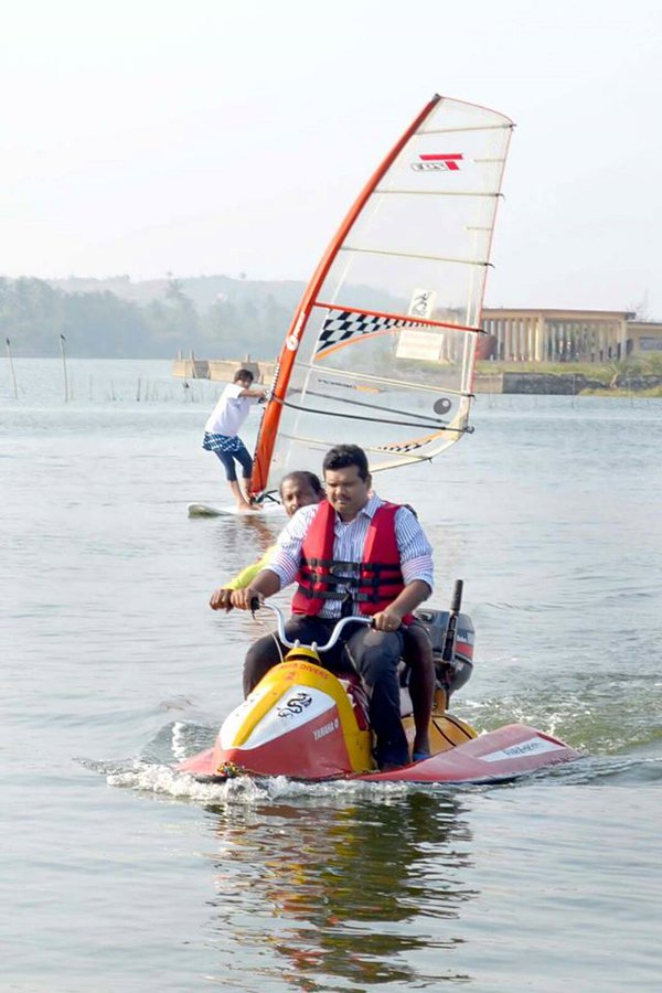 water sports in gopalpur odisha