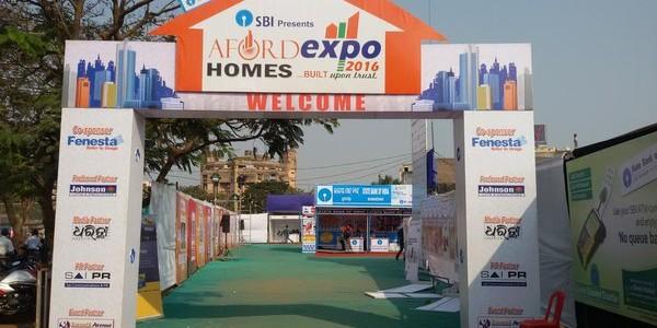 AFORD Home Expo starts in Saheed Nagar Bhubaneswar