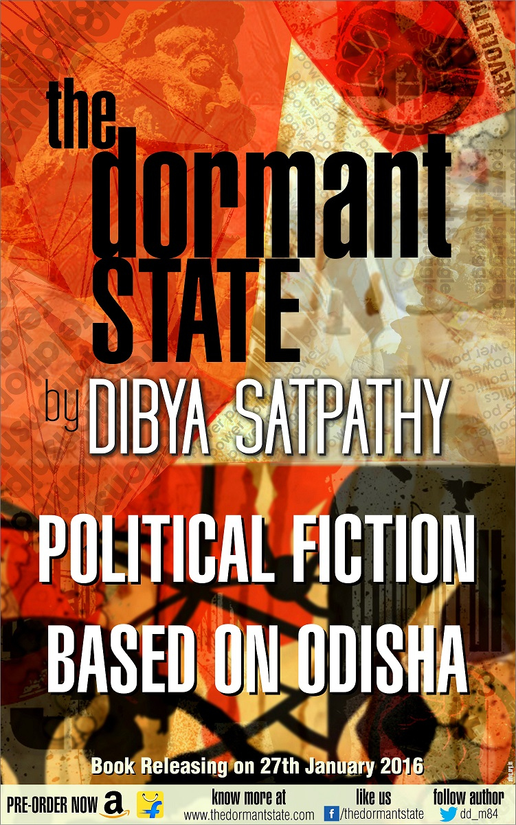 Launch The Dormant State Poster sample