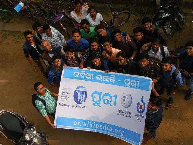 Odia_Wikipedia_Puri_Workshop_bhubaneswar buzz
