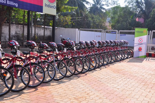 cycle renting in bhubaneswar buzz