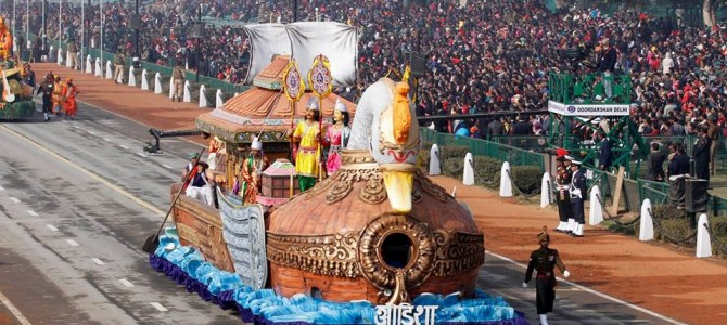 Republic Day Parade 2016 : Odisha all set to showcase Maritime tradition