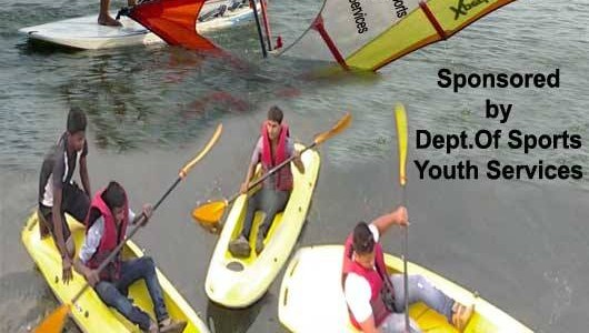 Time to enjoy Wind Surfing, Kayaking, Snorkelling, Scuba Diving etc in Mahanadi Cuttack