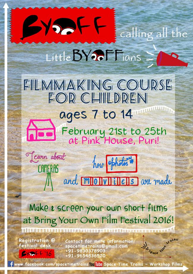 BYOFF film festival