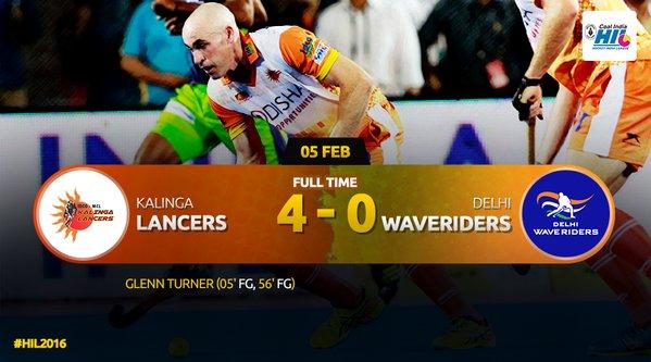 kalinga lancers win 4-0