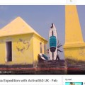 surfing yogis chilika expedition with Active 360 UK
