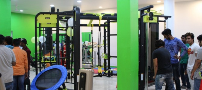 DNA gym introduced Odisha's 1st Crossfit training in Cuttack