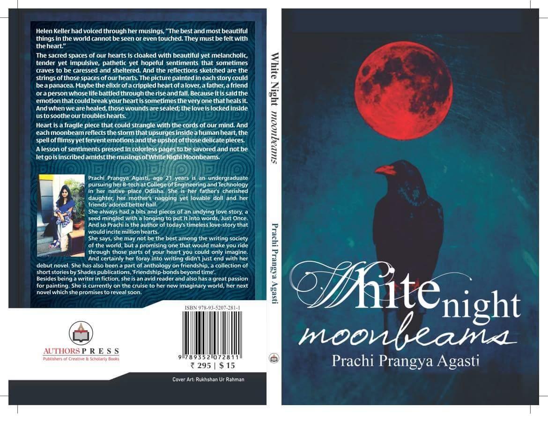 White Night Moonbeams Prachi agasti bhubaneswar buzz