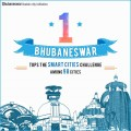 bhubaneswar tops smart city