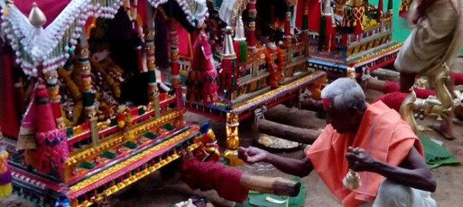 Know more about rituals of Dola Purnima Festival in Odisha celebrated before Holi