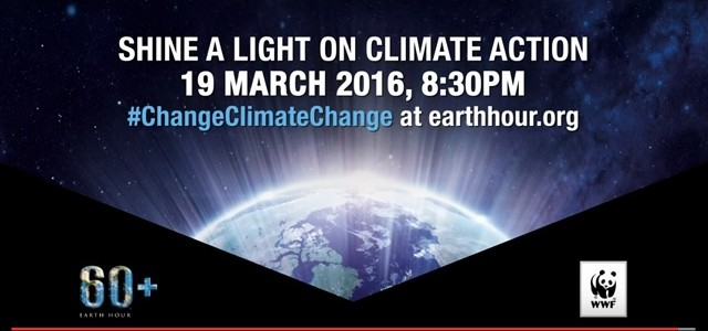 India Pakistan World T20 Cricket Match vs Earth Hour Program for Climate Change