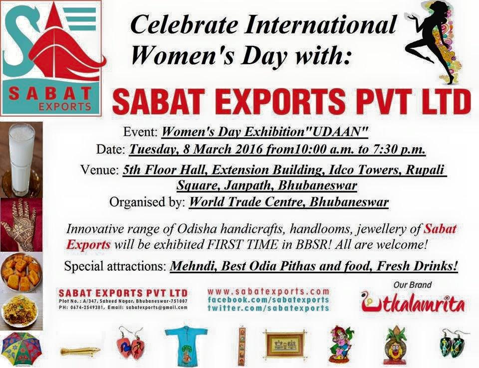 sabat exports womens day