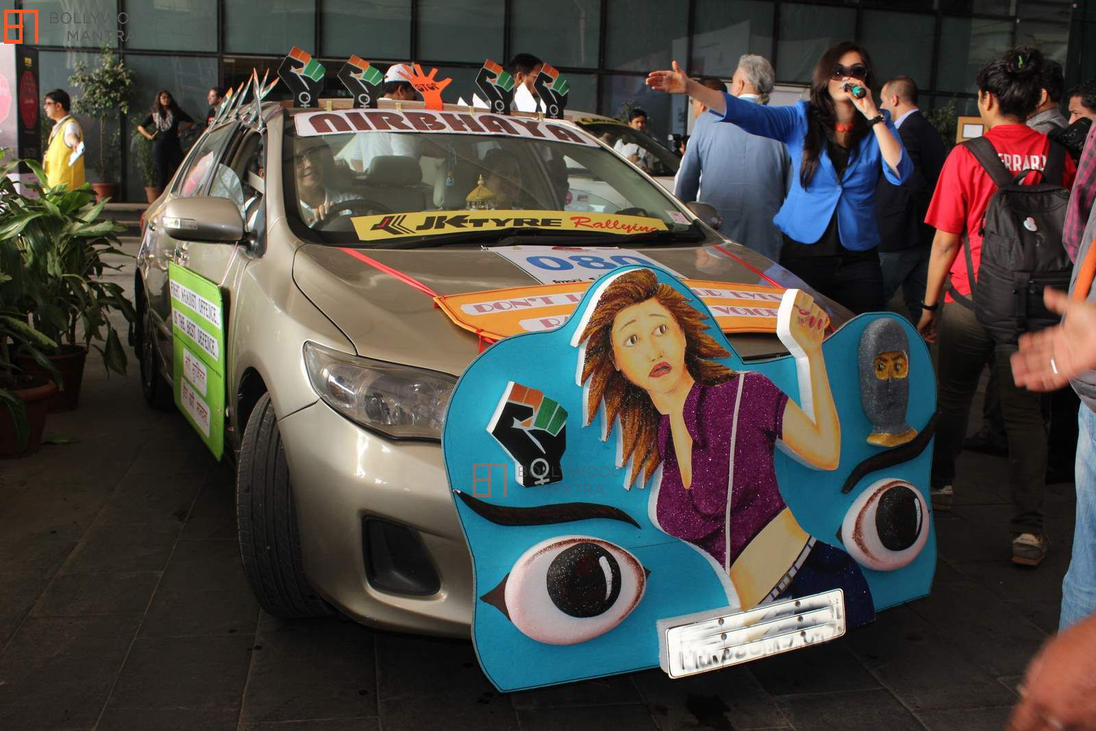 womens car rally bbsrbuzz