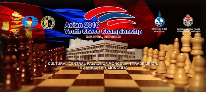 Odisha Girl Anwesha Wins Gold in Asian Youth Chess Championship