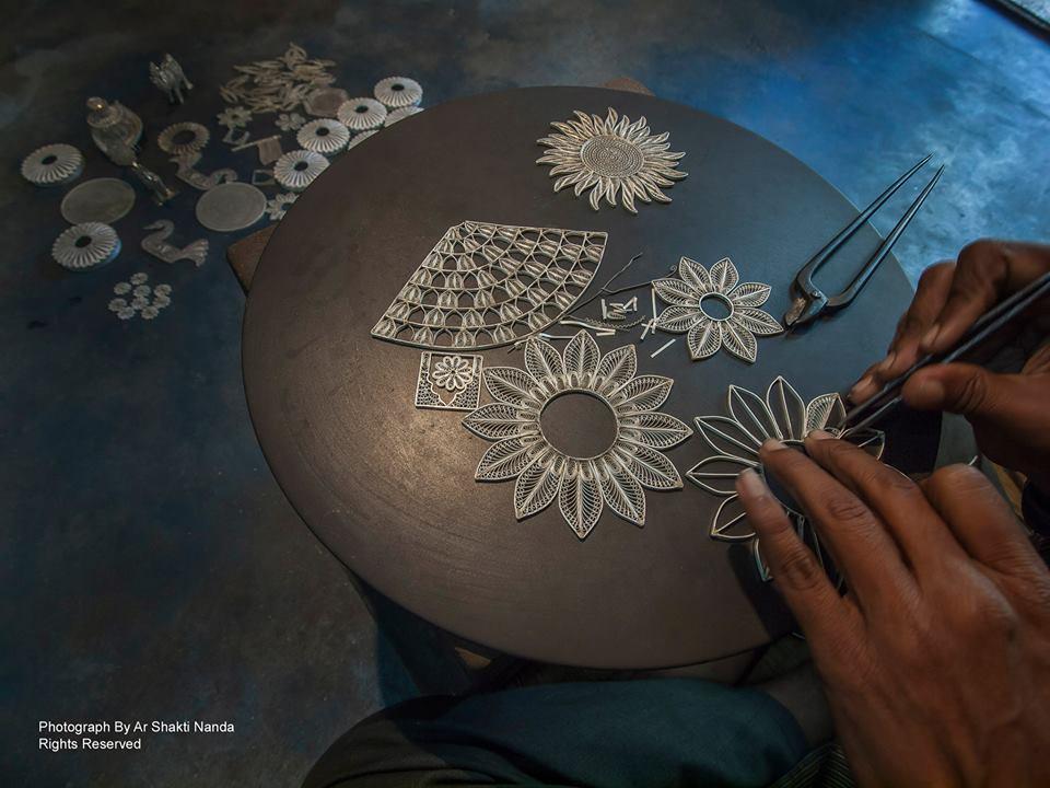 Cuttack tarakasi work by ar shakti nanda