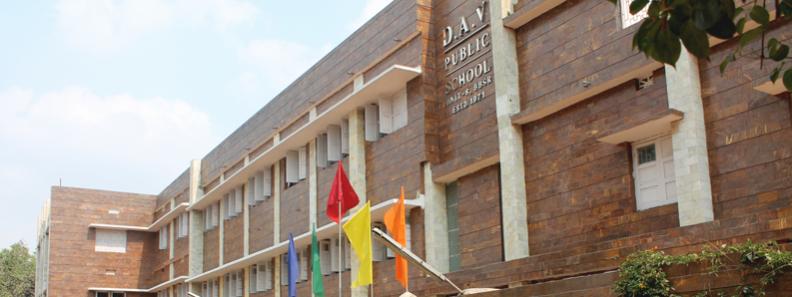 DAV public school unit 8 bhubaneswar
