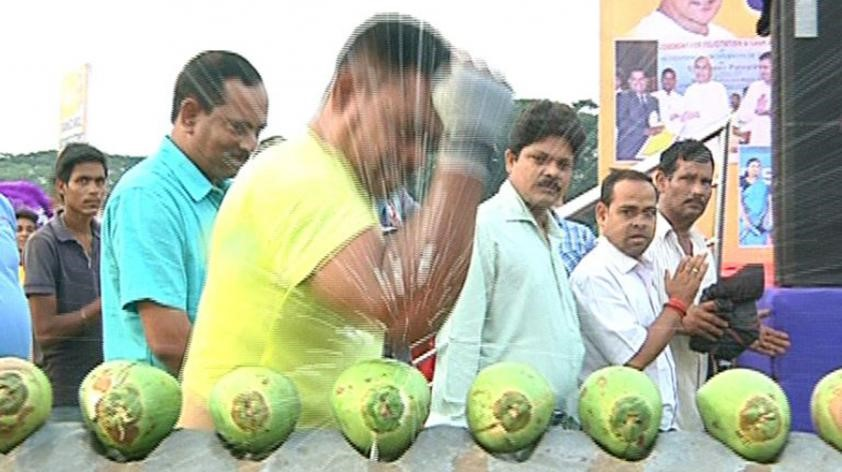 Keshab swain coconut bbsrbuzz 2