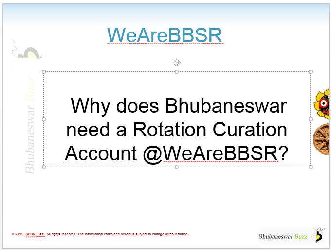 We Are BBSR curation bbsrbuzz