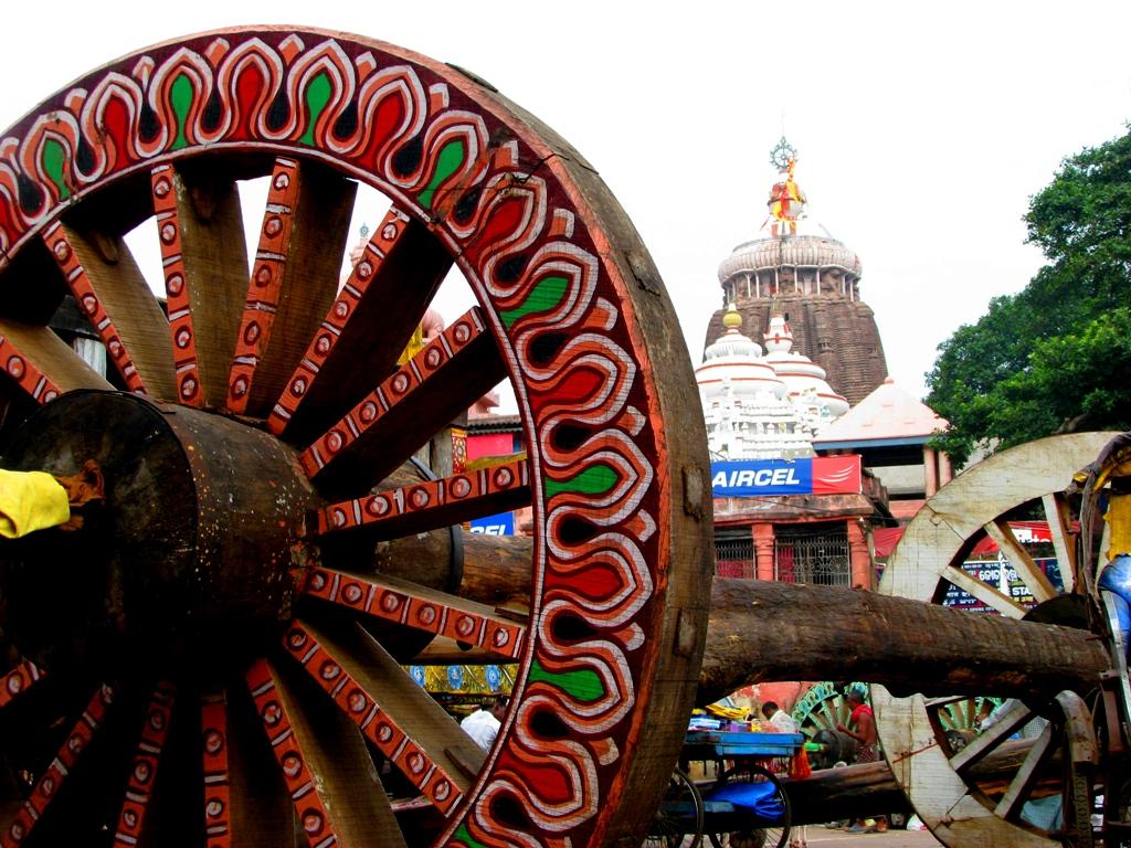 jagannath rathyatra wheels