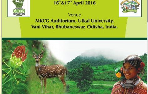 National Conference on Conservation of Eastern Ghats  to begin from 16th April