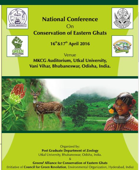national conference on eastern ghats