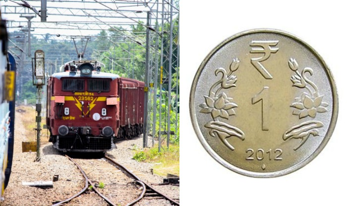 one rupee gang train bbsrbuzz